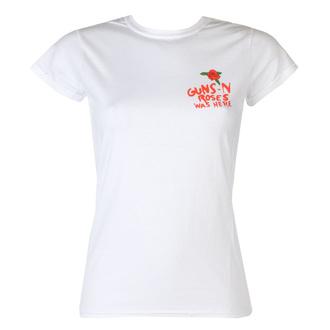 Damen T-Shirt Metal Guns N' Roses - Lies, Lies, Lies - ROCK OFF, ROCK OFF, Guns N' Roses