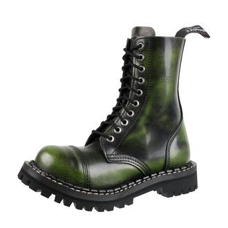 Herren Lederschuhe Boots - STEADY´S, STEADY´S