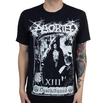 Herren T-Shirt Metal Aborted - Tarot - INDIEMERCH, INDIEMERCH, Aborted