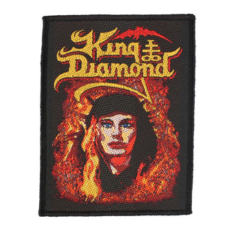 Patch Aufnäher King Diamond - Fatal Portrait - RAZAMATAZ, RAZAMATAZ, King Diamond