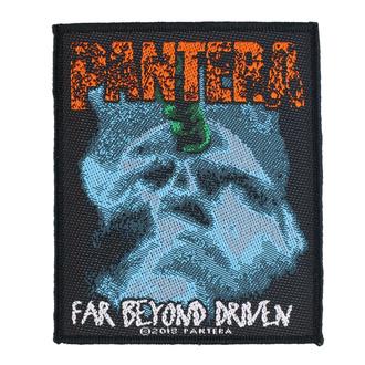 Patch Aufnäher Pantera - Far Beyond Driven - RAZAMATAZ, RAZAMATAZ, Pantera