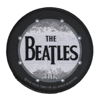 Patch Aufnäher The Beatles - Drumskin - RAZAMATAZ, RAZAMATAZ, Beatles