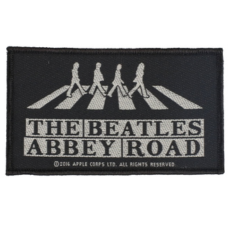 Patch Aufnäher The Beatles - Abbey Road Crossing - RAZAMATAZ, RAZAMATAZ, Beatles