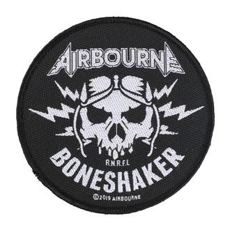 Patch Aufnäher Airbourne - Boneshaker - RAZAMATAZ, RAZAMATAZ, Airbourne