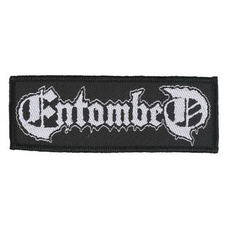 Patch Aufnäher Entombed - Logo - RAZAMATAZ, RAZAMATAZ, Entombed