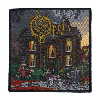 Patch Aufnäher Opeth - In Caude Venenum - RAZAMATAZ, RAZAMATAZ, Opeth