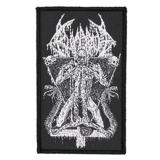 Patch Aufnäher Bloodbath - Morbid Antichrist - RAZAMATAZ, RAZAMATAZ, Bloodbath