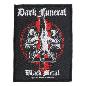 Patch Aufnäher Dark Funeral - Black Metal - RAZAMATAZ, RAZAMATAZ, Dark Funeral