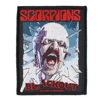 Patch Aufnäher Scorpions - Blackout - RAZAMATAZ, RAZAMATAZ, Scorpions