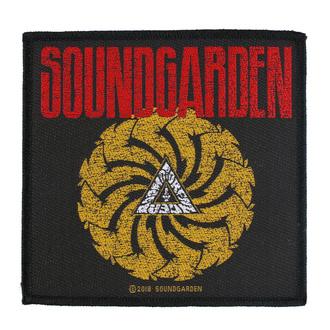 Patch Aufnäher Soundgarden - Badmotorfinger - RAZAMATAZ, RAZAMATAZ, Soundgarden