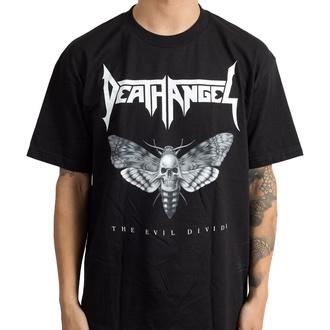 Herren T-Shirt Metal Death Angel - Evil Divide Moth - INDIEMERCH, INDIEMERCH, Death Angel