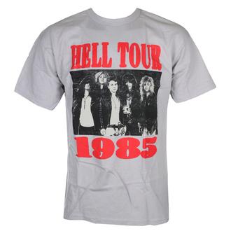Herren T-Shirt Metal Guns N' Roses - TOUR '85 - BRAVADO, BRAVADO, Guns N' Roses