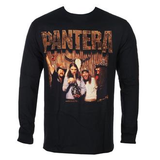 Herren Longsleeve Metal Pantera - BONG GROUP - BRAVADO, BRAVADO, Pantera