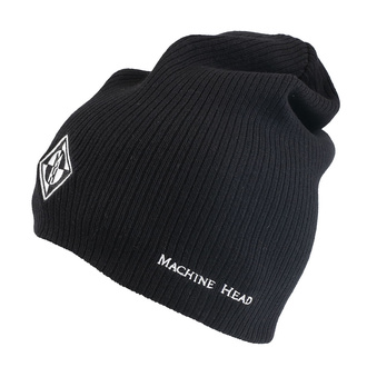 Beanie Mütze Machine Head - Diamond - Schwarz, NNM, Machine Head