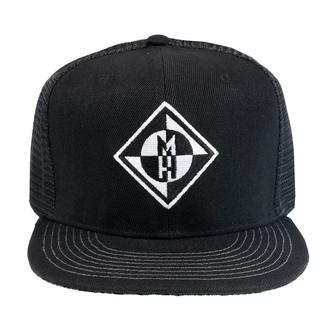 Kappe Cap Machine Head - Diamond - Schwarz, NNM, Machine Head