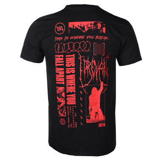 Herren T-Shirt Metal I Prevail - Black Metal Collage - KINGS ROAD, KINGS ROAD, I Prevail