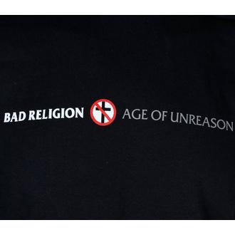 Herren T-Shirt Metal Bad Religion - Age Of Unreason - KINGS ROAD, KINGS ROAD, Bad Religion