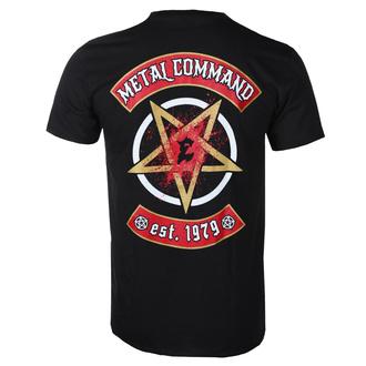 Herren T-Shirt Metal Exodus - Metal Command - KINGS ROAD, KINGS ROAD, Exodus