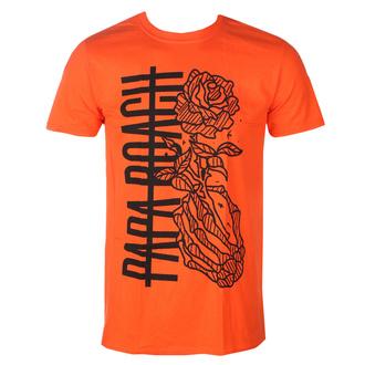 Herren T-Shirt Metal Papa Roach - Thorns Roses - KINGS ROAD, KINGS ROAD, Papa Roach