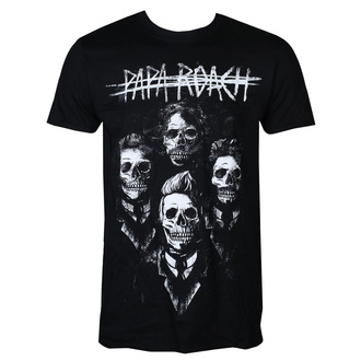 Herren T-Shirt Metal Papa Roach - Portrait - KINGS ROAD, KINGS ROAD, Papa Roach