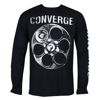 Herren Longsleeve Metal Converge - The Chamber Black - KINGS ROAD, KINGS ROAD, Converge