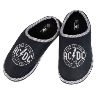 Hausschuhe AC / DC, F.B.I., AC-DC