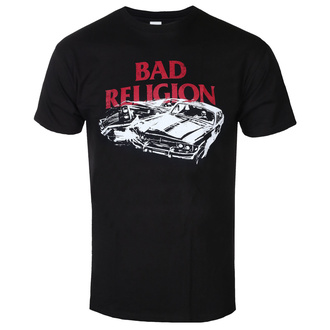 Herren T-Shirt Metal Bad Religion - Car Crash - KINGS ROAD, KINGS ROAD, Bad Religion