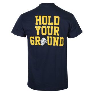 Herren T-Shirt Metal Gorila Biscuits - Hold Your Ground Pocket - KINGS ROAD, KINGS ROAD, Gorila Biscuits