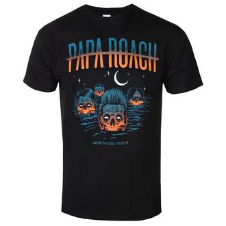 Herren T-Shirt Metal Papa Roach - Drowning WDYT - KINGS ROAD, KINGS ROAD, Papa Roach