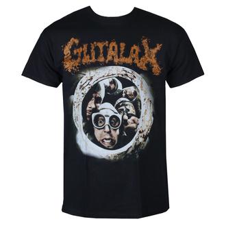 Herren T-Shirt Metal Gutalax - Coverart - ROTTEN ROLL REX, ROTTEN ROLL REX, Gutalax