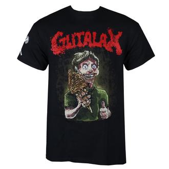 Herren T-Shirt Metal Gutalax - Shit Happens - ROTTEN ROLL REX, ROTTEN ROLL REX, Gutalax