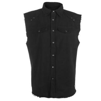 Herren Hemd ärmellos BRANDIT - Vintage, BRANDIT