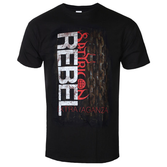 Herren T-Shirt Metal Satyricon - Rebel Extravaganza - NAPALM RECORDS, NAPALM RECORDS, Satyricon
