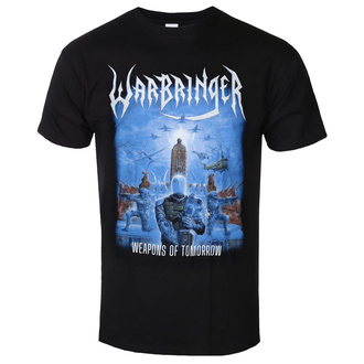 Herren T-Shirt Metal Warbringer - Weapons of Tomorrow - NAPALM RECORDS, NAPALM RECORDS, Warbringer