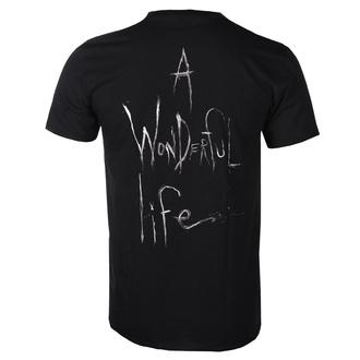 Herren T-Shirt Metal Mushroomhead - A Wonderful Life - NAPALM RECORDS, NAPALM RECORDS, Mushroomhead