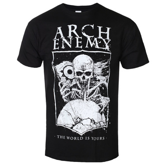 Herren T-Shirt Metal Arch Enemy - The World Is Yours - ART WORX, ART WORX, Arch Enemy