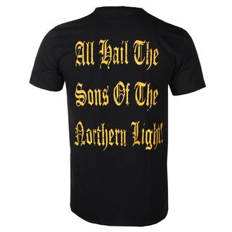 Herren T-Shirt Metal Hammerfall - Sweden Rock Northern Lights - ART WORX, ART WORX, Hammerfall
