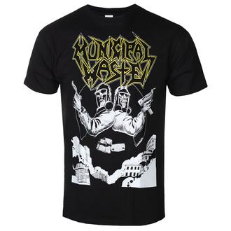 Herren T-Shirt Metal Municipal Waste - Toxic Twins - ART WORX, ART WORX, Municipal Waste