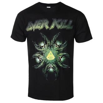 Herren T-Shirt Metal Overkill - Bat Shit Crazy - ART WORX, ART WORX, Overkill