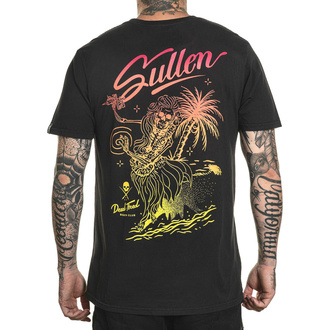 Herren T-Shirt SULLEN - DEAD TIRED - JAHRGANG SCHWARZ, SULLEN