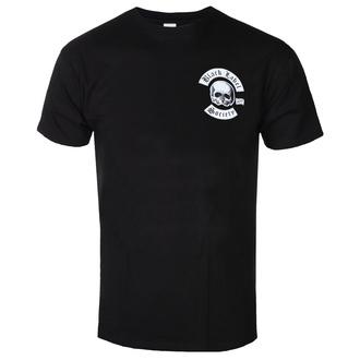 Herren T-Shirt BLACK LABEL SOCIETY - SKULL LOGO POCKET - SCHWARZ - PLASTIC HEAD, PLASTIC HEAD, Black Label Society