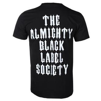 Herren T-Shirt BLACK LABEL SOCIETY - THE ALMIGHTY (BLACK) - PLASTIC HEAD, PLASTIC HEAD, Black Label Society