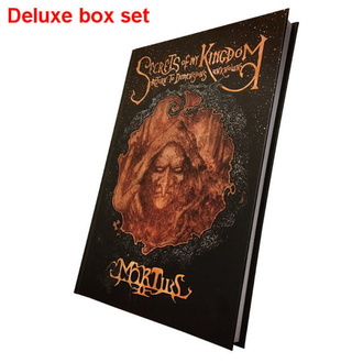 Buch Book (Geschenset) Mortiis: Secrets Of My Kingdom (Signed deluxe boxset), CULT NEVER DIE, Mortiis