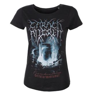 Damen T-Shirt Carach Angren - Franckensteina Strataemontanus - SEASON OF MIST, SEASON OF MIST, Carach Angren