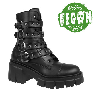 Damen Schuhe ALTERCORE - Murani - Vegan Schwarz, ALTERCORE
