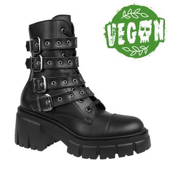 Damen Schuhe ALTERCORE - Murani - Vegan Schwarz, ALTERCORE