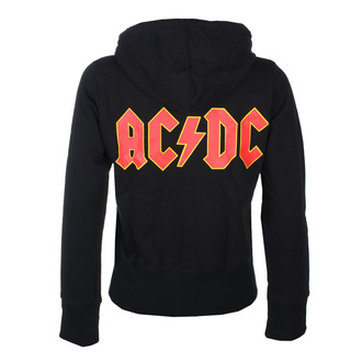 Damen Kapuzenpullover AC/DC, ROCK OFF, AC-DC