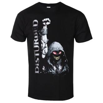 Herren T-Shirt Disturbed - Up Yer Military - ROCK OFF, ROCK OFF, Disturbed