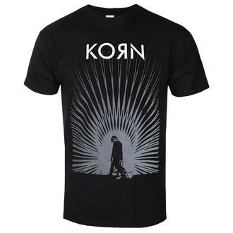 Herren T-shirt Korn, ROCK OFF, Korn