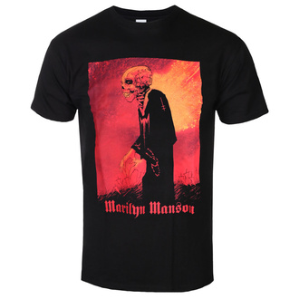 Herren T-shirt Marilyn Manson, ROCK OFF, Marilyn Manson